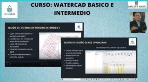 WATERCAD BASICO E INTERMEDIO
